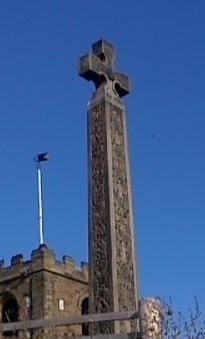 Caedmon's cross