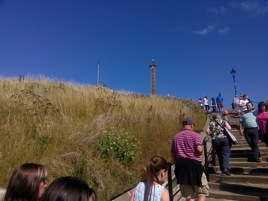 Ninety-nine steps- Whitby
