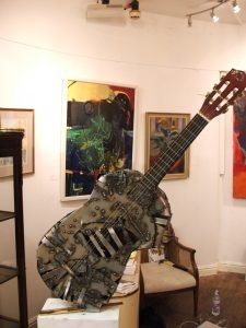 Guitar by Roy Nash