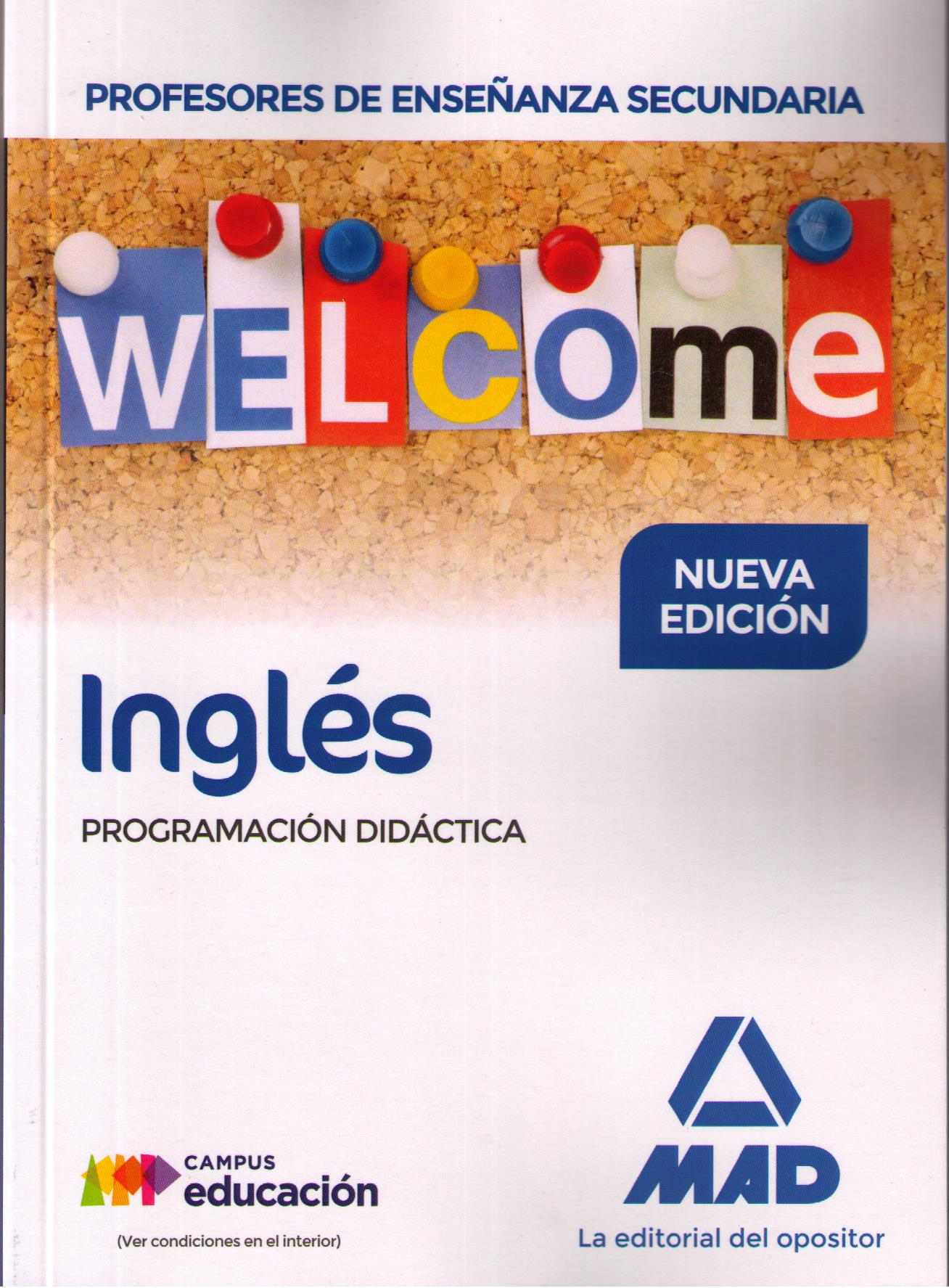 "A Syllabus Design Basic Guide in ""Inglés Programación Didáctica"""