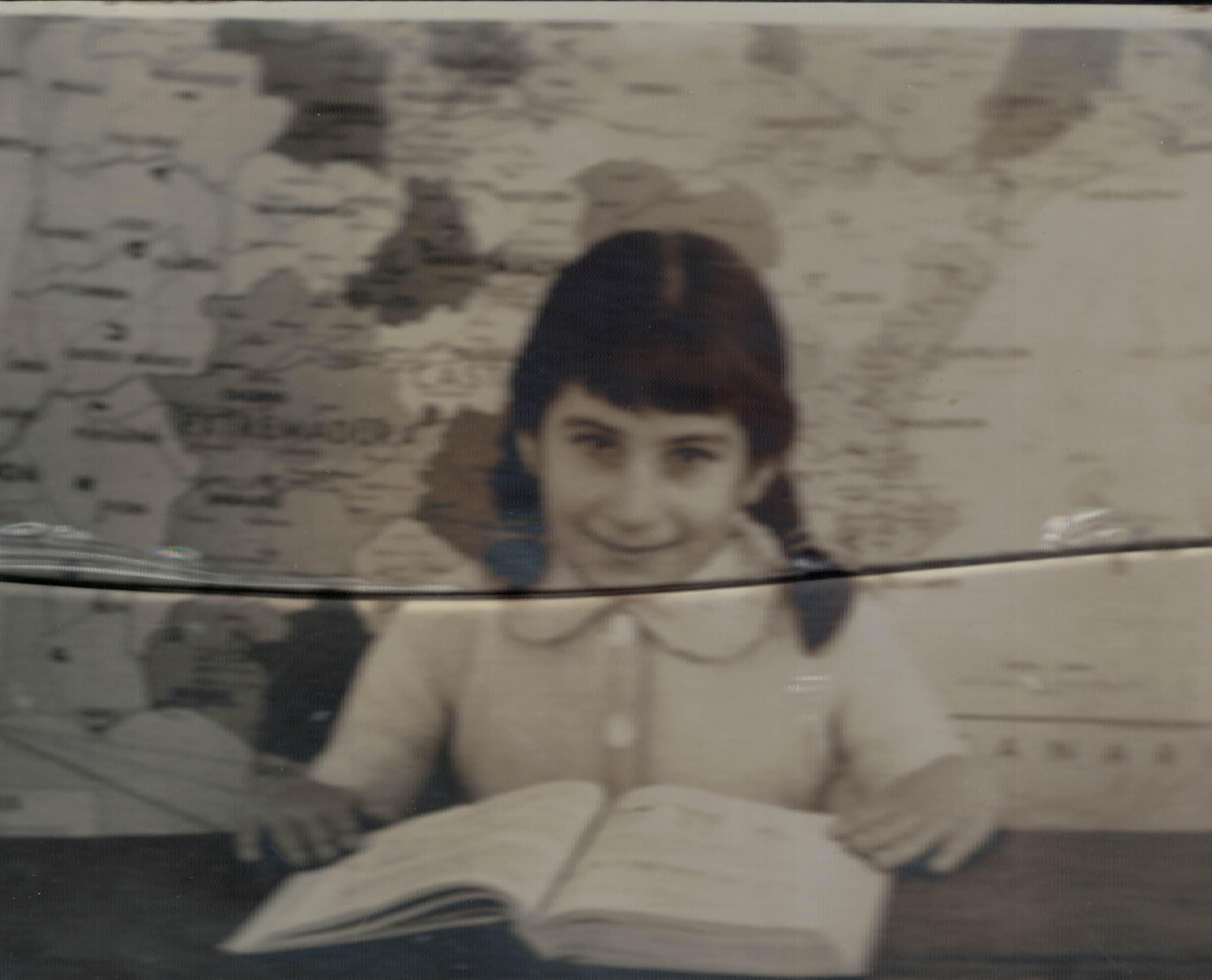 Paloma in c.1961